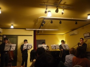 トロンボーン五重奏