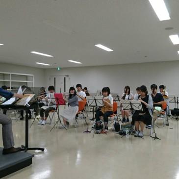 福川伸陽氏管楽器トレーニング