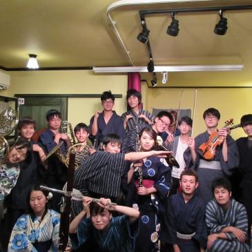 ♪放生会コンサート♪