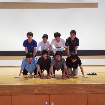 2019夏合宿@阿蘇青少年交流の家