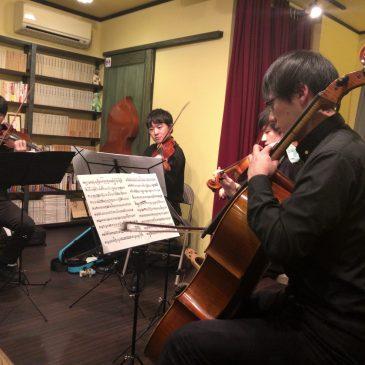 クラシックセッションwith九大フィル12.24(月祝)