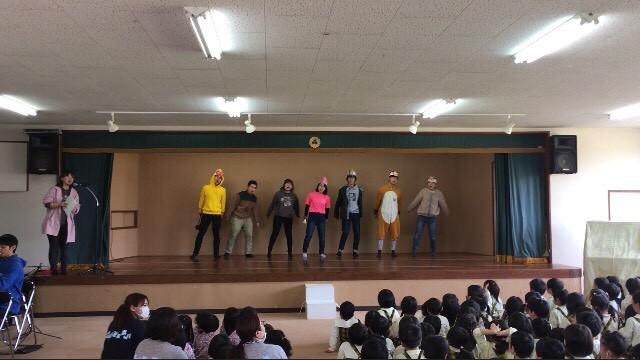 六本松歌劇団依頼演奏@大善寺幼稚園