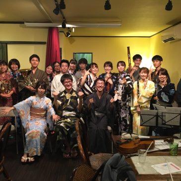 クラシックセッション9.12(放生会)