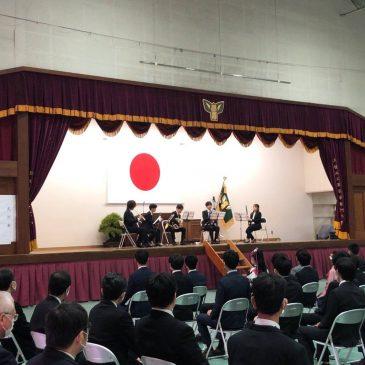 久留米工業高等専門学校 卒業式